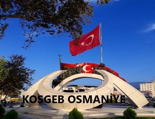 Kosgeb Osmaniye