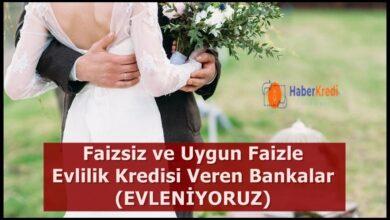 İslam Uygun Faizsiz Evlilik Kredisi Veren Bankalar