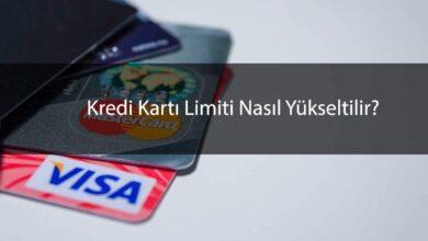 Kredi Kartı Limiti Nasıl Yükseltilir?