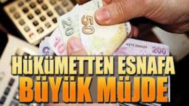 10 Bankadan Küçük Esnafa Kredi Müjdesi