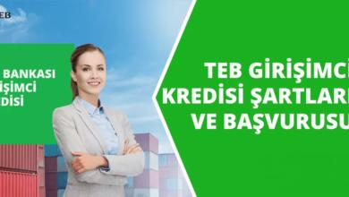TEB Girişimci Kredileri